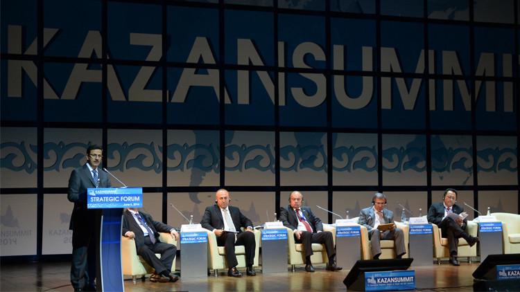 قمة اقتصادية روسية - إسلامية في قازان