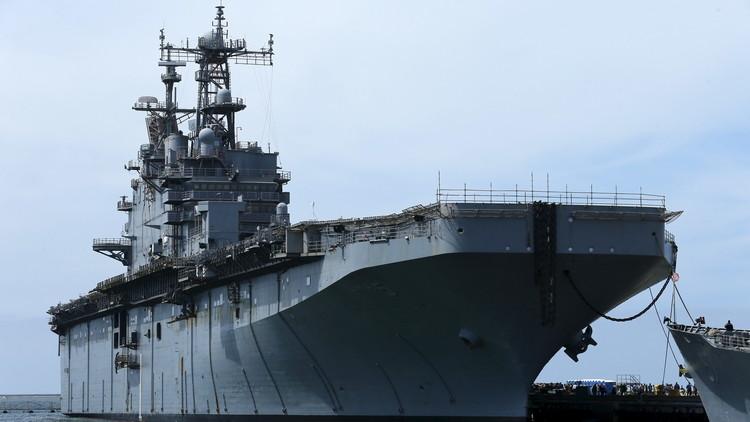 واشنطن تعتزم إرسال سفينة إلى بحر إيجة لمكافحة الهجرة غير الشرعية