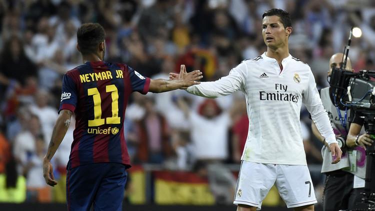 برشلونة يمدد عقد نيمار حتى 2022
