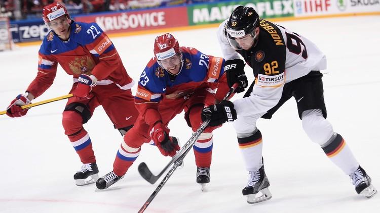 روسيا تبلغ المربع الذهبي لمونديال الهوكي 2016 (فيديو)