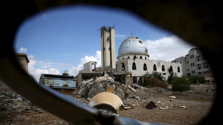 حميميم: 7 خروقات للهدنة في سوريا