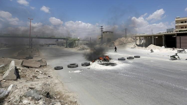 ضابط سوري رفيع يلقى مصرعه بدير الزور