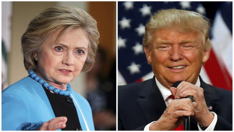 كلينتون تعرب عن ثقتها بالفوز.. وتهاجم ترامب