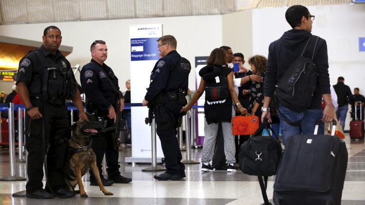مطار لوس أنجلوس يشدد إجراءاته الأمنية بعد فقدان