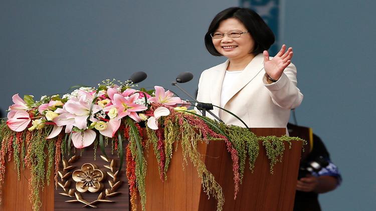 تايوان: سنكون حارسا أمينا للسلام