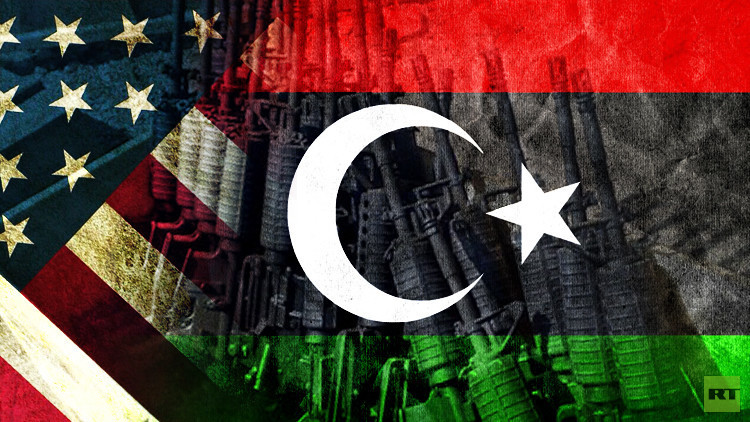 الولايات المتحدة تستعد لتسليح الإرهابيين في ليبيا