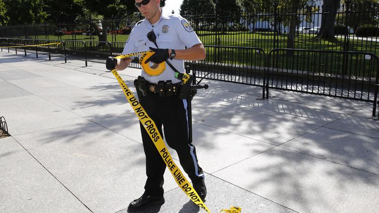 إطلاق نار بجوار البيت الأبيض في واشنطن (صور + فيديو)