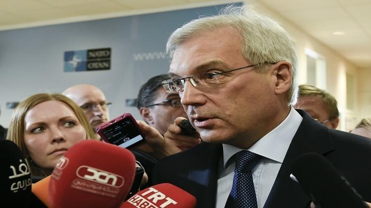 موسكو: الناتو تبريرا لبقائه يحاول خلق عدو جيوسياسي