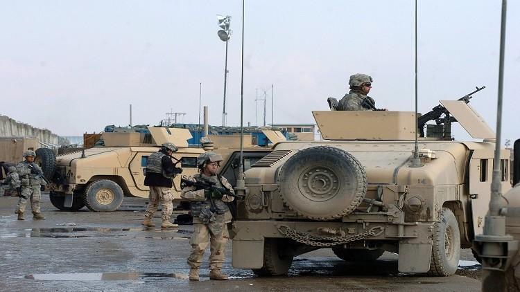 هجوم انتحاري استهدف عسكريين أمريكيين في أفغانستان