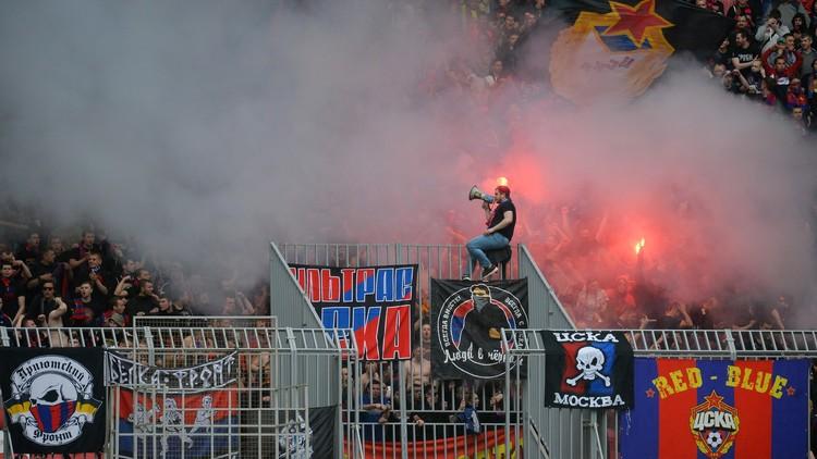تسيسكا موسكو بطلا للدوري الروسي الممتاز لكرة القدم