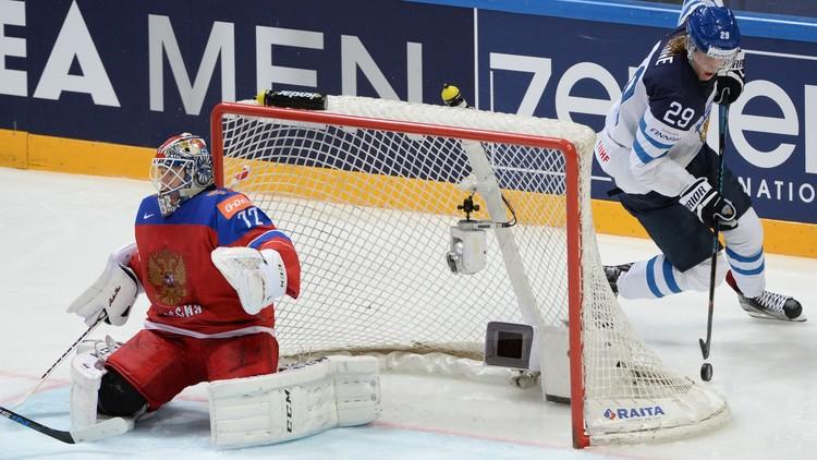 روسيا تودع مونديال الهوكي 2016 (فيديو)