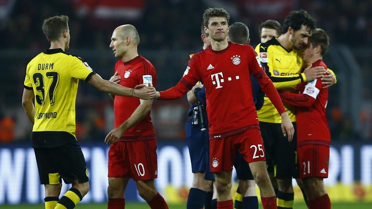 التشكيلة الأساسية لطرفي نهائي كأس ألمانيا