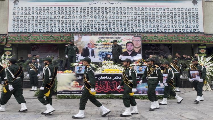 جنرال إيراني: نعد أنفسنا لمواجهة الشيطان الأكبر