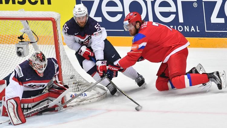روسيا ثالثة في مونديال الهوكي 2016 (فيديو)