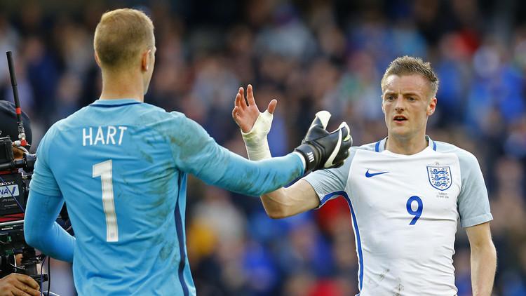 فاردي وكين يقودان إنجلترا للفوز على تركيا- فيديو