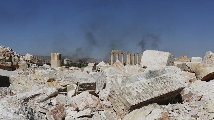 هزة أرضية تضرب شمال غرب مدينة تدمر وسط سوريا