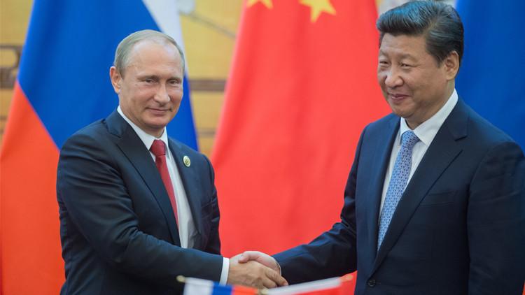 موسكو وبكين نحو تعزيز التعاون في قطاع الطاقة