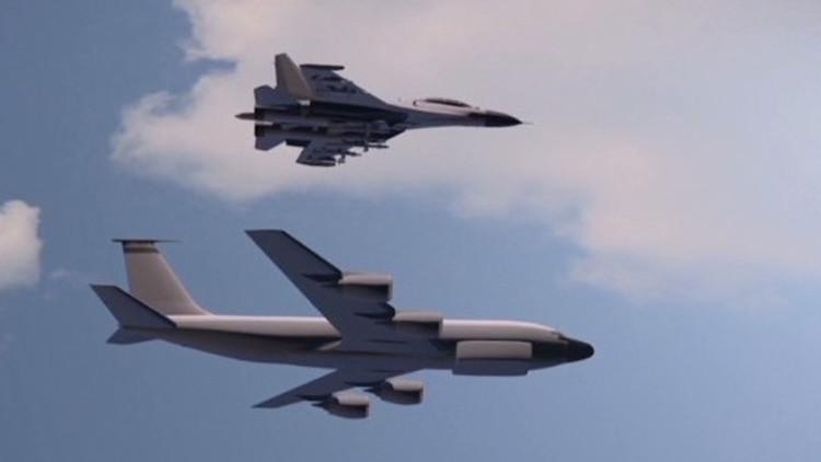 الولايات المتحدة ترتاع من الطيران الحربي لروسيا