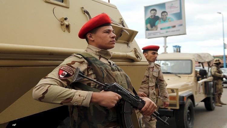 مقتل 13 متطرفا في سيناء