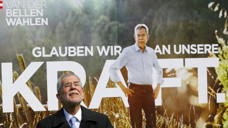 سياسي مستقل ذو أصول روسية رئيسا للنمسا
