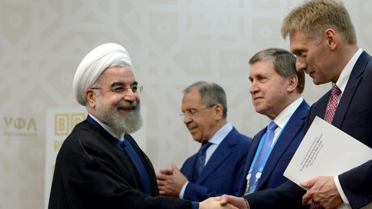 موسكو تنوي طرح مسألة انضمام إيران إلى