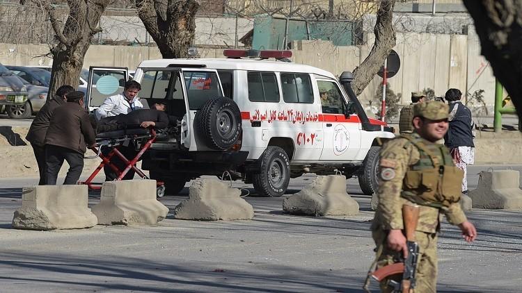 مصرع 4 أشخاص في انفجار استهدف حافلة للركاب في أفغانستان