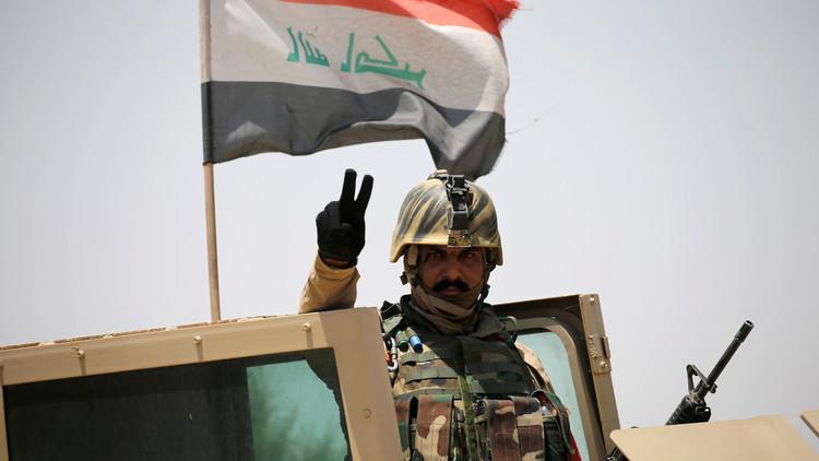 الجيش العراقي يتقدم نحو مركز الفلوجة