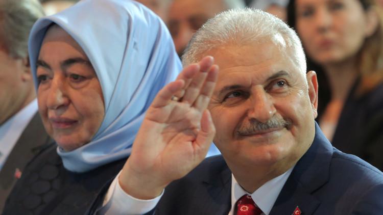 أردوغان يوافق على تشكيلة حكومة يلدريم
