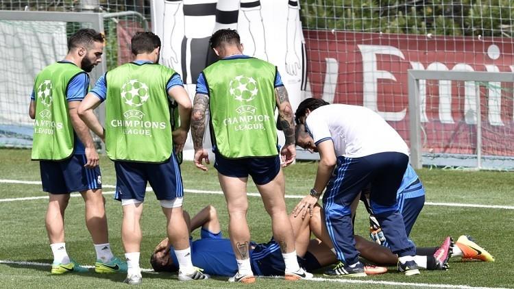 صدمة في ريال مدريد بعد إصابة رونالدو !!