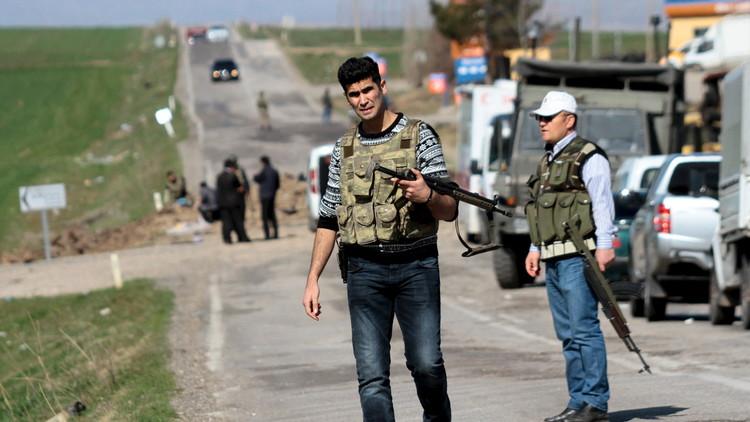 مقتل 6 جنود في انفجار جنوب شرق تركيا