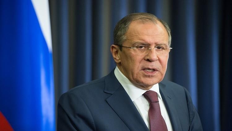 لافروف: سنرد على التهديدات التي تواجه أمننا القومي