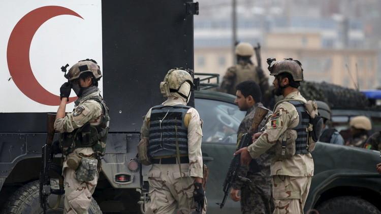 مقتل 10 أشخاص في انفجار غرب كابل