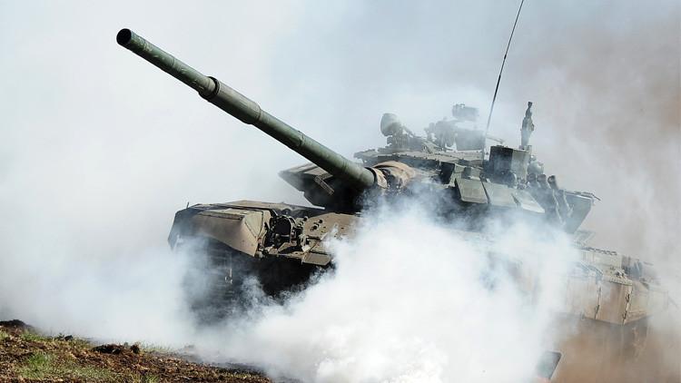 روسيا تكشف عن نسخة مطورة لدبابة