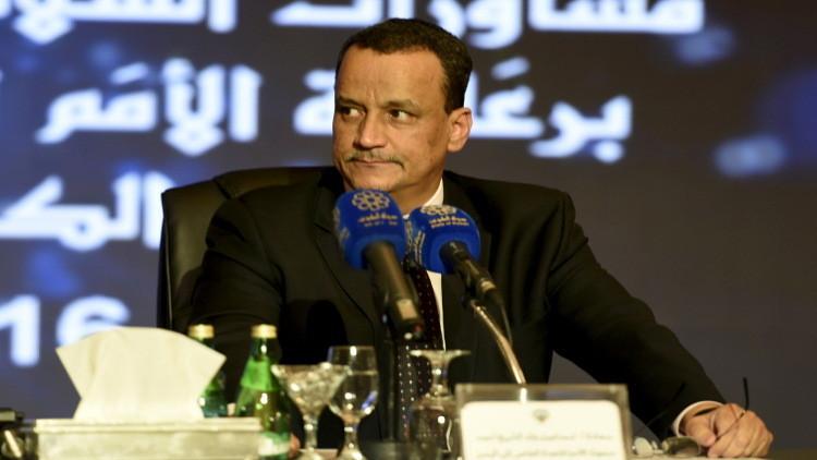 ولد الشيخ يشير إلى بوادر انفراج في المفاوضات اليمنية