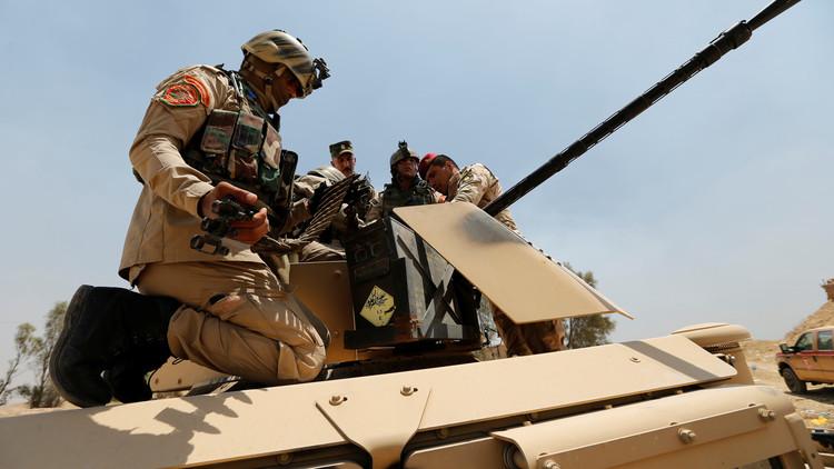 الجيش العراقي يعلن عن مقتل العشرات من