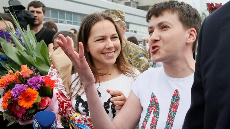 بوتين يعفو عن سافتشينكو دعما للسلام في أوكرانيا