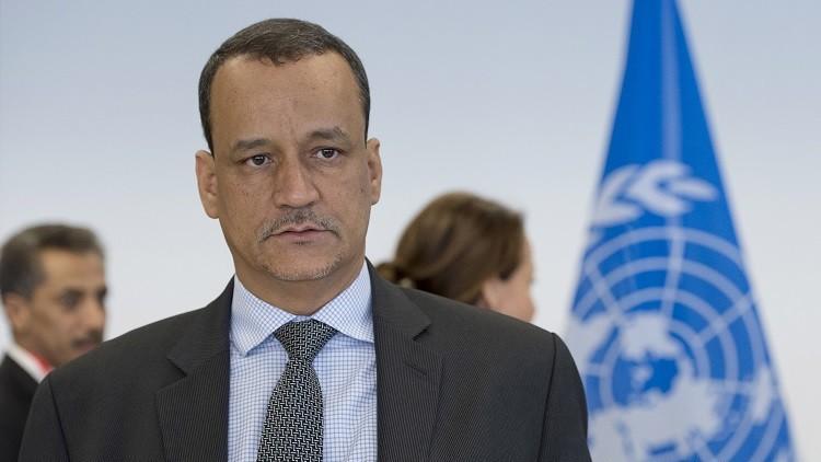 ولد الشيخ أحمد: المحادثات اليمنية تسير نحو انفراج شامل