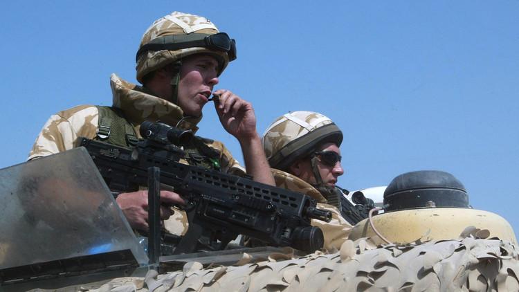 قوات بريطانية خاصة على الخطوط الأمامية في ليبيا