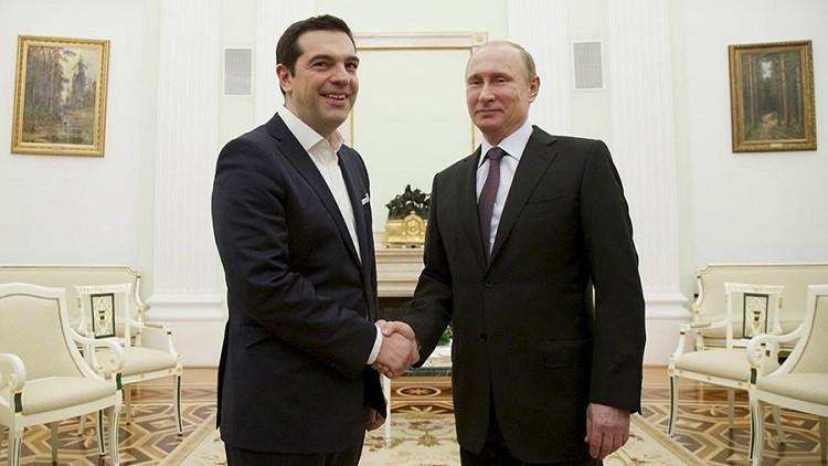 بوتين يكشف عن اهتمام روسيا بشراء أصول يونانية
