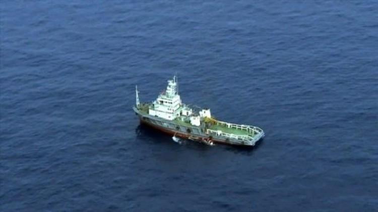 سفينة فرنسية تنضم لجهود البحث عن حطام المصرية