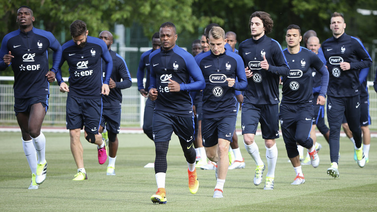 يورو 2016.. فرنسا لترجمة قوتها على أرضها