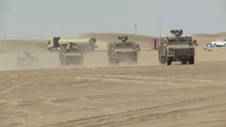 تعزيزات عسكرية للتحالف العربي في المكلا