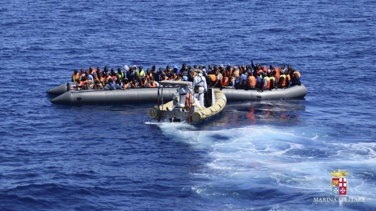 فقدان العشرات من المهاجرين قبالة سواحل ليبيا
