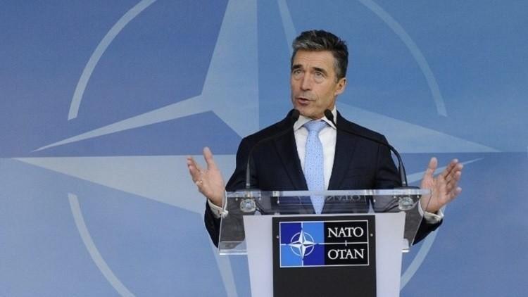 بوروشينكو يعين سكرتير الناتو السابق مستشارا له