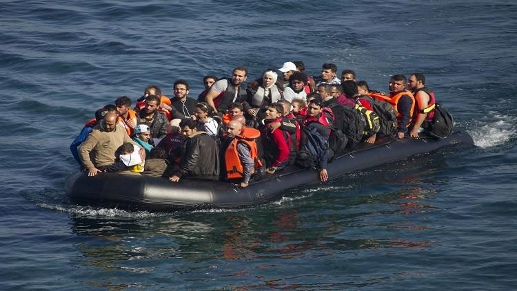 انتشال 45 جثة لمهاجرين قبالة سواحل إيطاليا