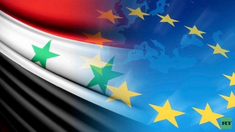 سريان تمديد عقوبات بروكسل ضد دمشق