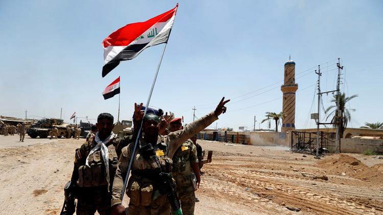 القوات العراقية على مشارف الفلوجة وتستعد لاقتحامها