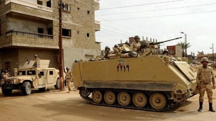 الجيش المصري: مقتل 36 تكفيريا في