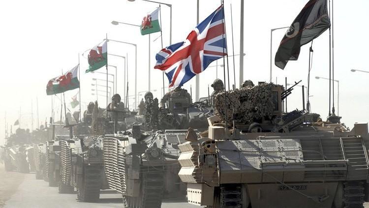 بريطانيا قد ترسل كتائب دبابات إلى البلطيق