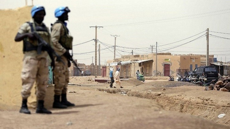 مقتل 5 من القوات الأممية بهجوم وسط مالي